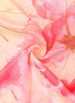 Палантин из текстиля 02, КАЛЯЕВ
