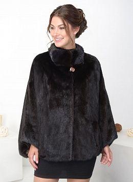 Норковая куртка Дея 02, КАЛЯЕВ
