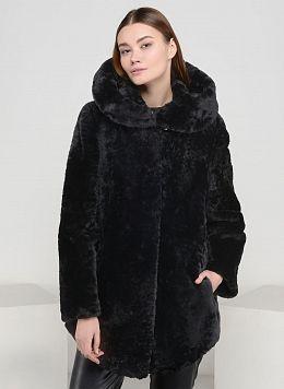 Куртка из мутона прямая 24, Original fur company