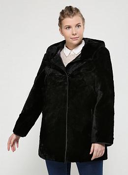 Куртка из мутона трапеция 17, КАЛЯЕВ