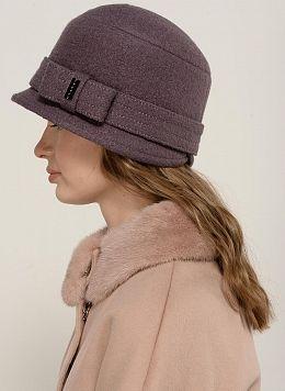 Шляпа из шерсти 02 с утеплителем, КАЛЯЕВ