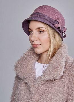 Шляпа из шерсти 13 с утеплителем, КАЛЯЕВ
