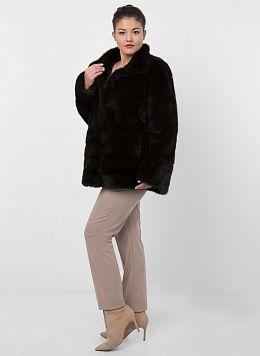 Норковая куртка Хелен 06, КАЛЯЕВ