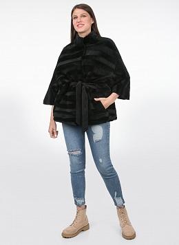 Куртка из нутрии Дея 01, КАЛЯЕВ