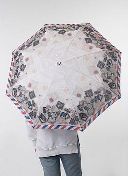 Зонт автоматический женский 03, Fabretti