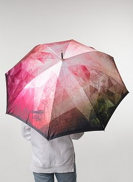 Зонт-трость женский 01, КАЛЯЕВ
