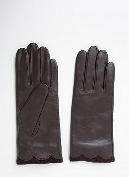 Перчатки шерстяные женские 06, КАЛЯЕВ