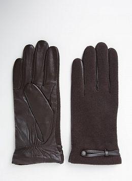 Перчатки шерстяные женские 04, КАЛЯЕВ