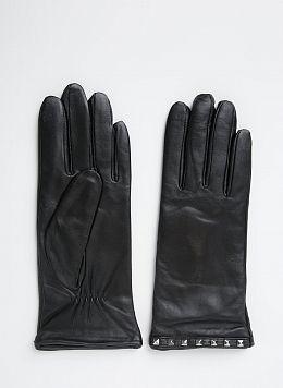Перчатки кожаные женские 13, КАЛЯЕВ