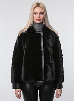 Норковая куртка Темза 02, КАЛЯЕВ
