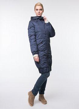 Пальто прямое утепленное 13, DizzyWay