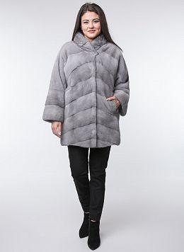 Норковая куртка Энни 01, КАЛЯЕВ