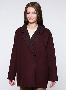 Куртка без подкладки полушерстяная 072, КАЛЯЕВ