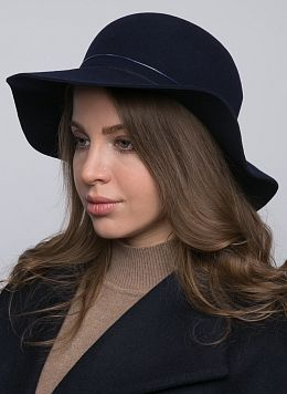 Шляпа из шерсти 07, КАЛЯЕВ