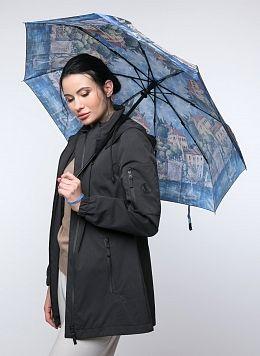 Зонт автоматический женский 02, КАЛЯЕВ