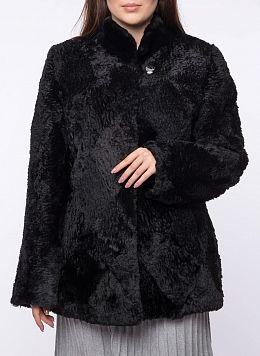 Пальто прямое из овчины 04, КАЛЯЕВ