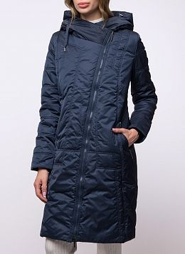 Пальто приталенное утепленное 19, КАЛЯЕВ