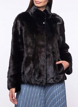 Норковая куртка Алерия 01, КАЛЯЕВ