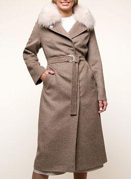Пальто зимнее полушерстяное 88, Bella collection