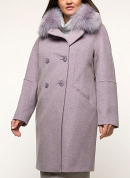 Пальто зимнее полушерстяное 87, КАЛЯЕВ