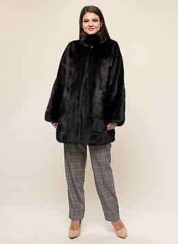 Норковая куртка Амина 01, КАЛЯЕВ
