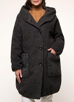 Пальто шерстяное 34, КАЛЯЕВ