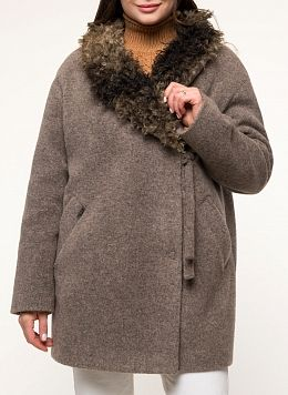 Пальто зимнее шерстяное 25, Gamelia experience