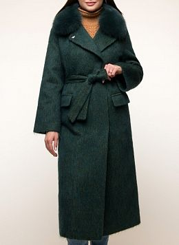 Пальто зимнее полушерстяное 89, Bella collection