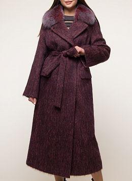 Пальто зимнее полушерстяное 89/1, Bella collection