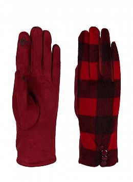 Перчатки женские из трикотажа 52, КАЛЯЕВ
