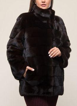 Норковая куртка Джульетта 01, КАЛЯЕВ