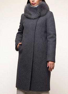 Пальто зимнее прямое 11, Crosario
