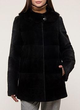 Куртка из нутрии Джия 01, КАЛЯЕВ