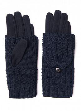 Перчатки женские из трикотажа 13, КАЛЯЕВ