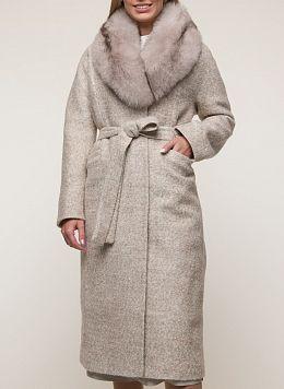 Пальто зимнее полушерстяное 55, КАЛЯЕВ