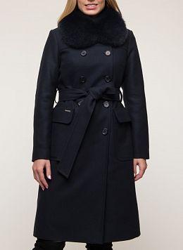 Пальто зимнее шерстяное 96, КАЛЯЕВ
