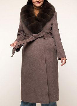Пальто зимнее шерстяное 97, КАЛЯЕВ
