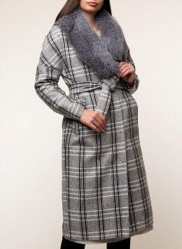 Пальто зимнее шерстяное 36, КАЛЯЕВ