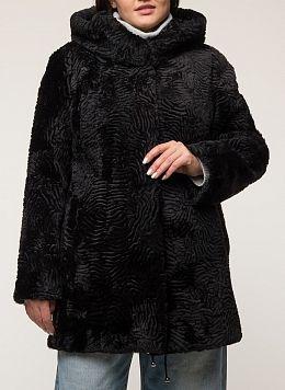Куртка из овчины прямая 01, КАЛЯЕВ