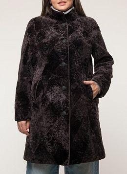 Куртка из овчины приталенная 01, КАЛЯЕВ