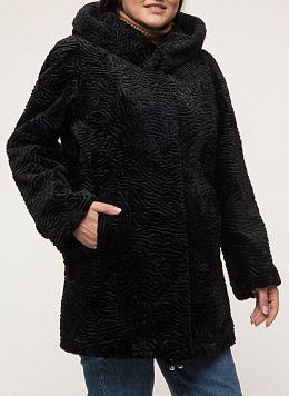 Куртка из овчины прямая 01, Anna Romanova furs