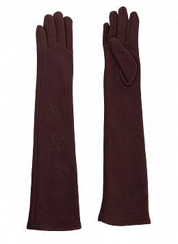 Перчатки женские из трикотажа 12, КАЛЯЕВ