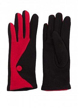 Перчатки женские из трикотажа 06, КАЛЯЕВ