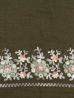 Палантин из текстиля 93, КАЛЯЕВ