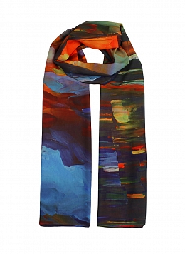 Палантин из текстиля 101, КАЛЯЕВ