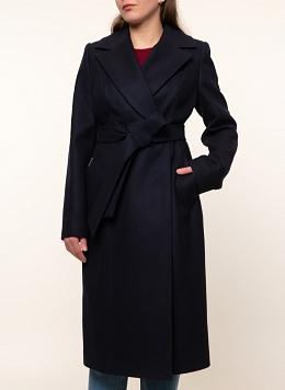 Пальто приталенное шерстяное 84, КАЛЯЕВ