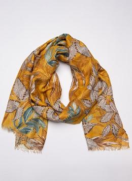 Палантин. Текстиль. Палантин из текстиля 153, КАЛЯЕВ