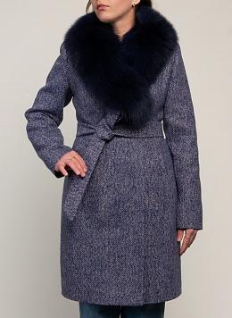 Пальто зимнее приталенное 28, КАЛЯЕВ