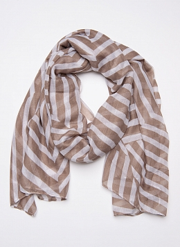 Палантин из текстиля 170, КАЛЯЕВ
