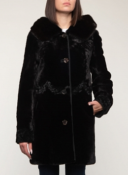 Пальто из овчины 04, КАЛЯЕВ